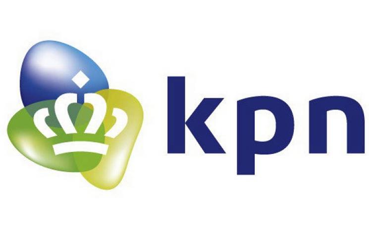 Telecombedrijf KPN embleem