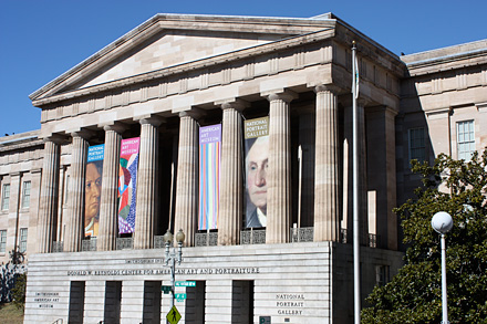 Smithsonian Instituut in Washington