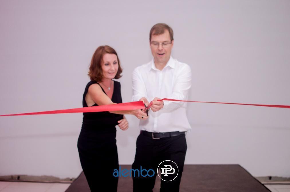 Opening nieuwe kantoorpand