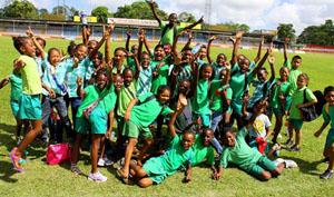 Stichting Vrienden van de Surinaamse Atletiek - MVO project Alembo