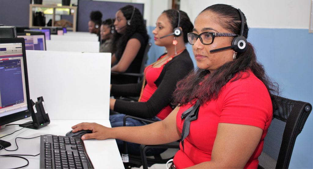 Callcenter buitenland uitbesteden Alembo