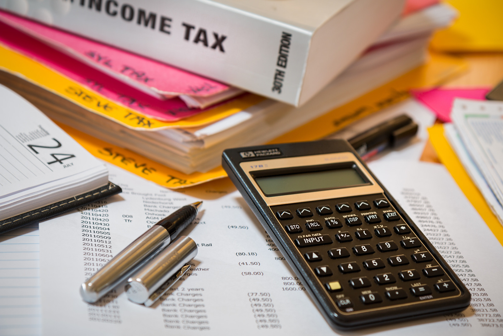 tips voor het voeren van een goede boekhouding