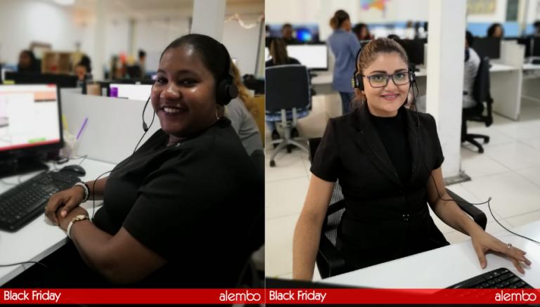Alembo bereidt zich voor op Black Friday piekdrukte