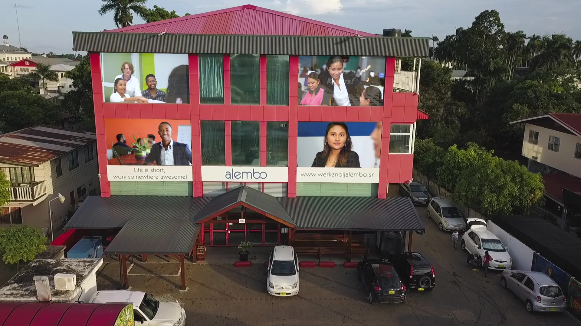 offshoring suriname bedrijf alembo