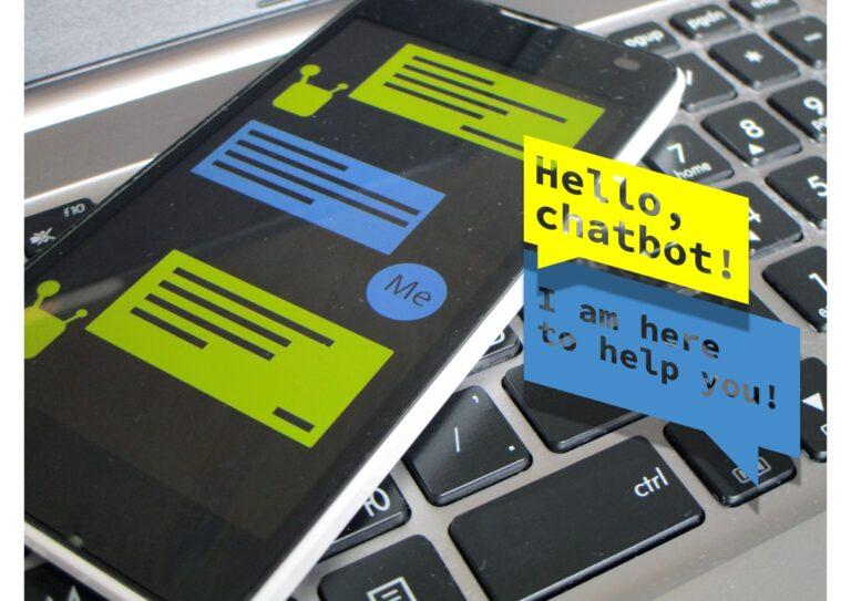 tekten schrijven voor chatbots